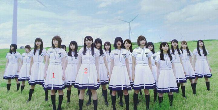 超人気日本女性アイドルグループ欅坂46新作楽曲世界には愛しかないMV出演制服衣装オーダーメイド
