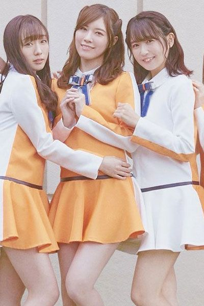 SKE48 Stand by you MV衣装